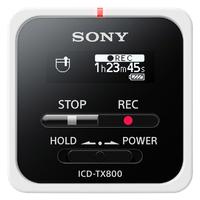 16GB ホワイト ソニー ICD-TX800-W SONY リニアPCM対応ICレコーダー